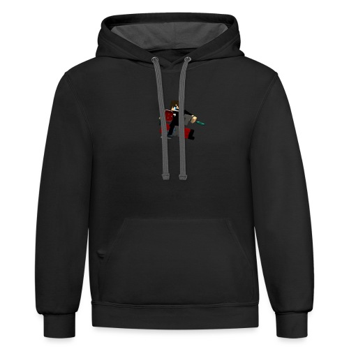 Batpixel Merch - Contrast Hoodie