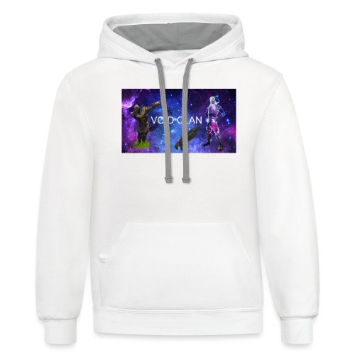 Galaxy collection - Unisex Contrast Hoodie