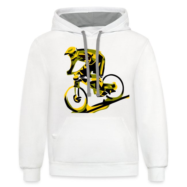 DH Freak - Mountain Bike Hoodie