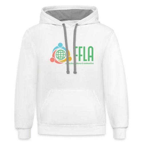 FFLA 2019 - Contrast Hoodie