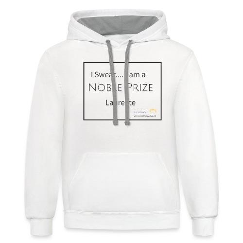 NOBLE SKYWAVE 4 - Contrast Hoodie