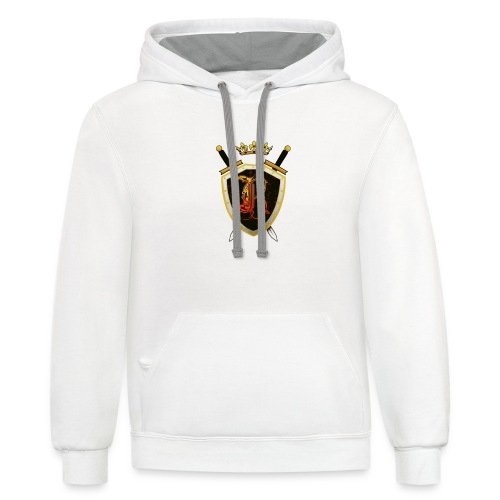 Royal Blood Gaming - Contrast Hoodie
