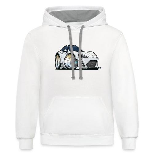 Toyota 86 - Contrast Hoodie
