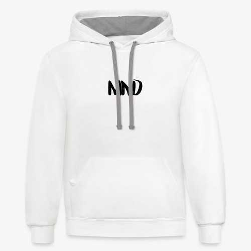 MND - Xay Papa merch limited editon! - Contrast Hoodie