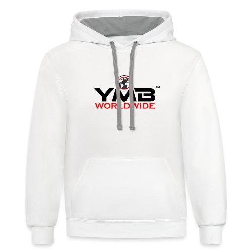 YMB WorldWide - Unisex Contrast Hoodie