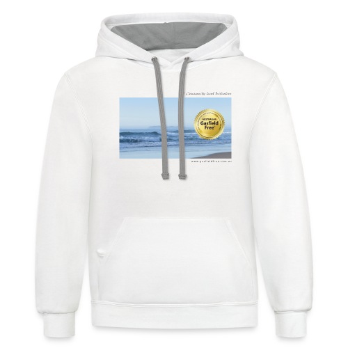 Beach Collection 1 - Contrast Hoodie