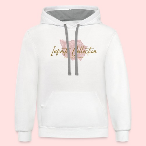 Rose Gold Collection - Unisex Contrast Hoodie