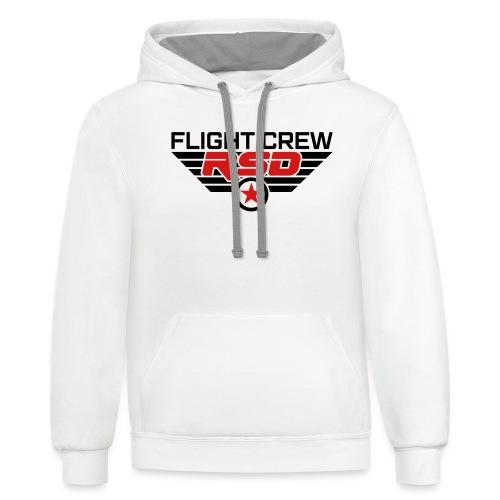 RSD Flight Crew - Contrast Hoodie