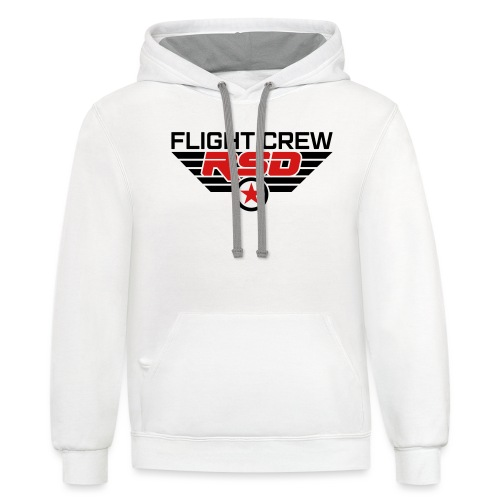 RSD Flight Crew - Unisex Contrast Hoodie