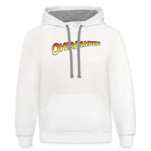 Overlander - Autonaut.com - Contrast Hoodie