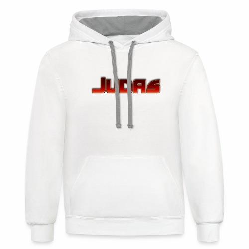 Judas - Contrast Hoodie