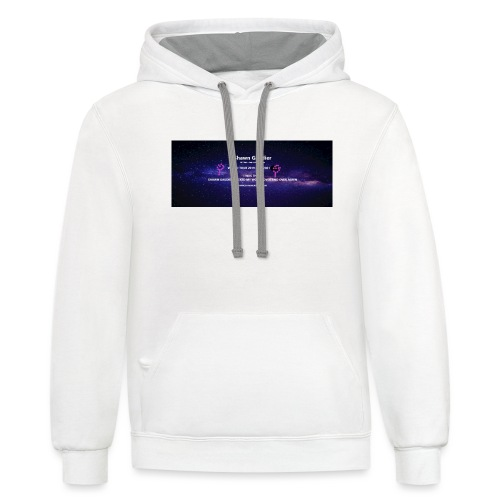Tour T1 - Contrast Hoodie