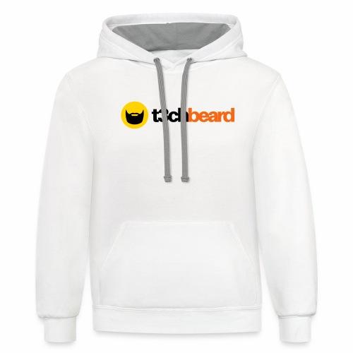 t3chBeard - Contrast Hoodie