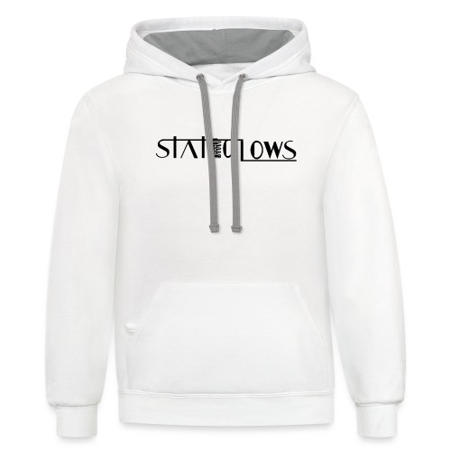 Staticlows - Unisex Contrast Hoodie