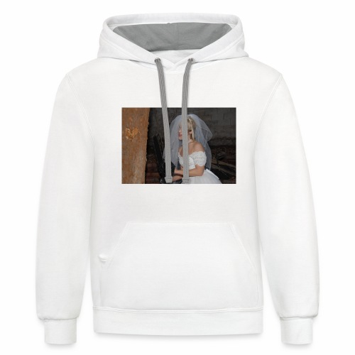 MM That's the Way Love Goes... - Unisex Contrast Hoodie
