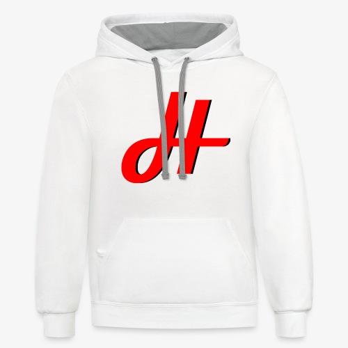 The Humaway Collection - Unisex Contrast Hoodie