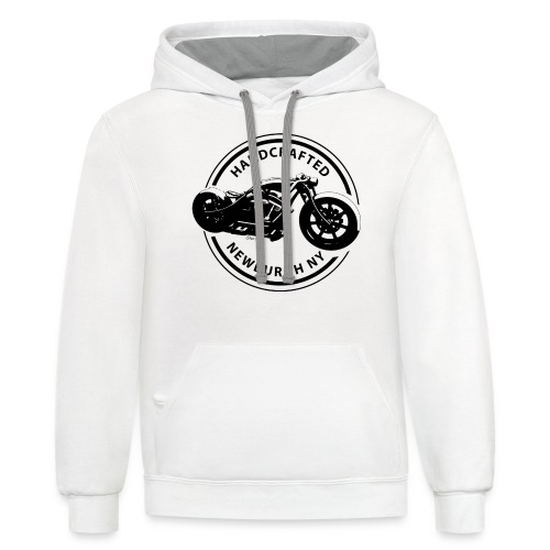 Handcrafted Newburgh NY - Contrast Hoodie