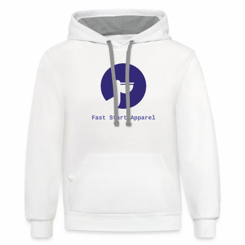 Surf and Turf - Unisex Contrast Hoodie