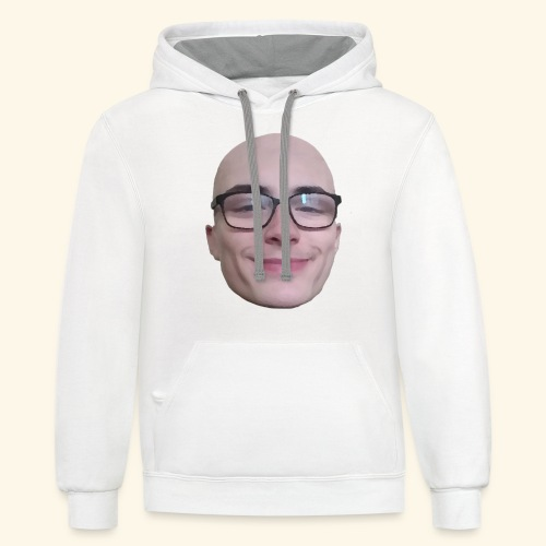 Jey the bald - Contrast Hoodie