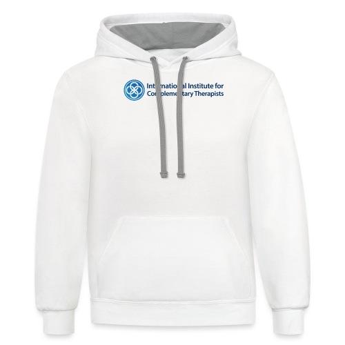 The IICT Brand - Contrast Hoodie