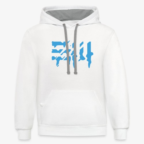 HACH Ice - Contrast Hoodie