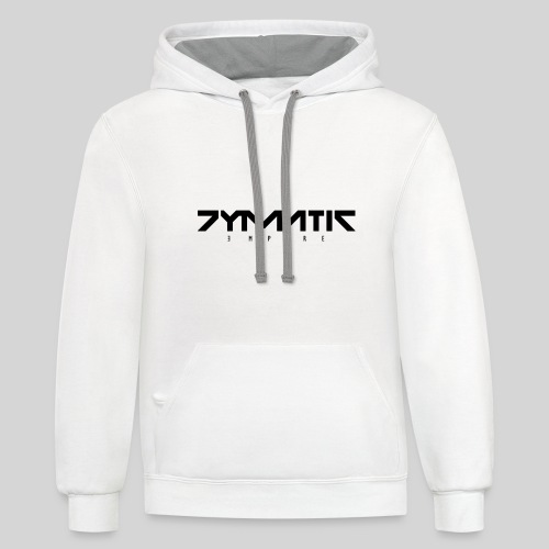 Cymatic Empire - Contrast Hoodie