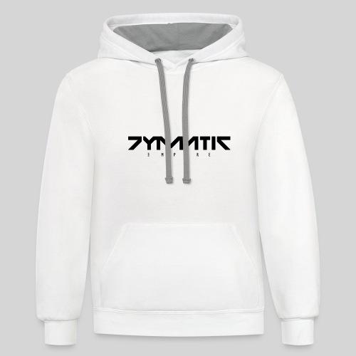 Cymatic Empire - Unisex Contrast Hoodie