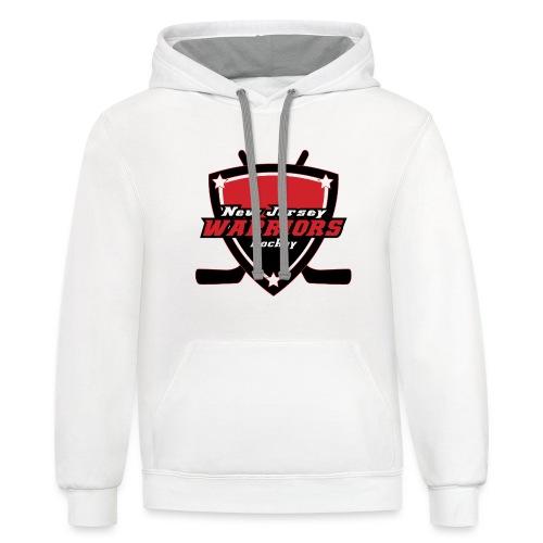 NJ Warriors - Unisex Contrast Hoodie