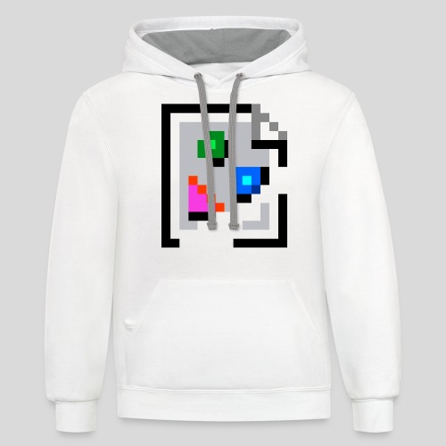 Broken Graphic / Missing image icon Mug - Contrast Hoodie