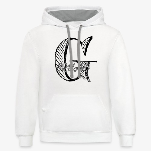G squad - Contrast Hoodie
