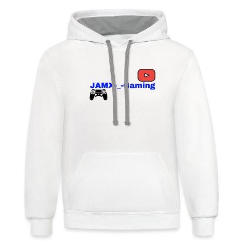 JAMX Hoodies NEW - Contrast Hoodie