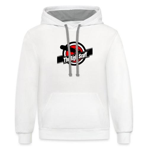 Womens hoodie - Unisex Contrast Hoodie