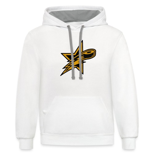 2BC All Stars Logo - Contrast Hoodie