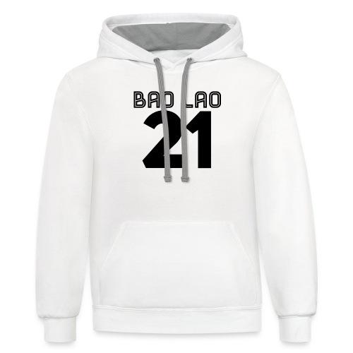 BAO LAO - Contrast Hoodie