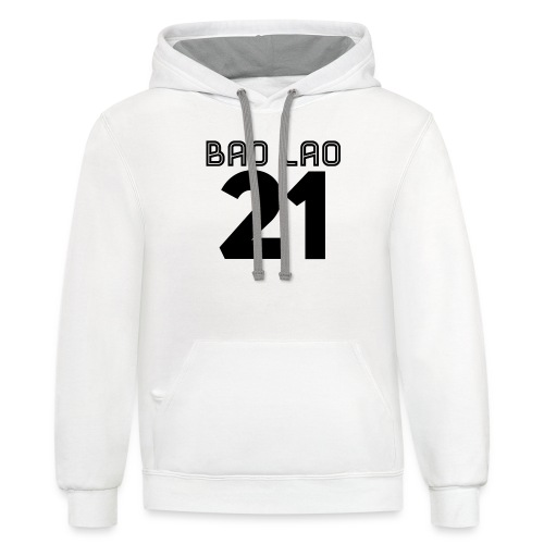 BAO LAO - Unisex Contrast Hoodie