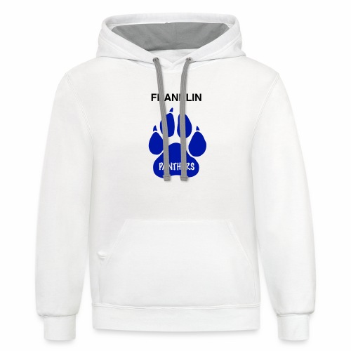 Franklin Panthers - Contrast Hoodie
