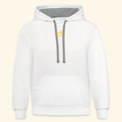 COUPLES THAT PRAY TOGETHER STAY TOGETHER - Contrast Hoodie