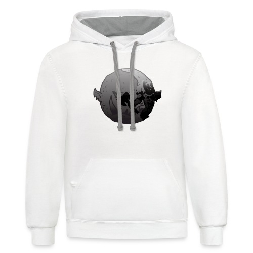 Orcs and Goblins - Contrast Hoodie