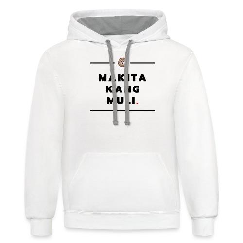 Makita - Unisex Contrast Hoodie