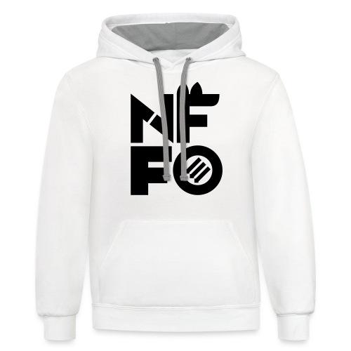 NFFO - Contrast Hoodie