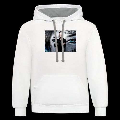The Wall - Contrast Hoodie