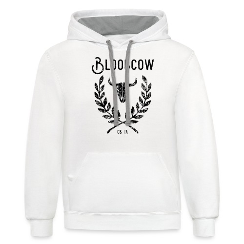 bloodorg Women's T-Shirts - Contrast Hoodie