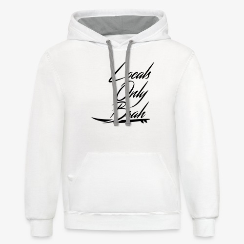 Locals Only - Contrast Hoodie
