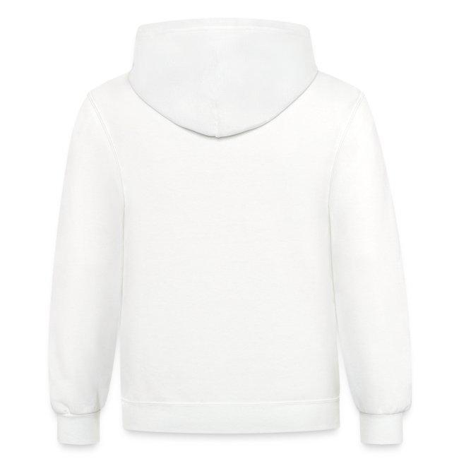 Official Iridescent Tee-Shirt // Men's // White