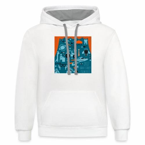 Rant Street Swag - Contrast Hoodie