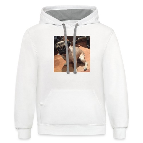 Gizmo Fat - Contrast Hoodie