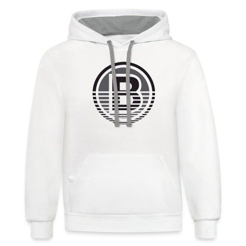 Backloggery/How to Beat - Unisex Contrast Hoodie