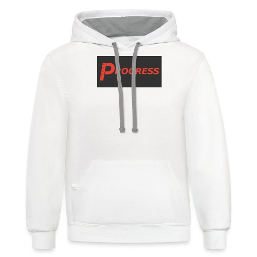 feature - Contrast Hoodie