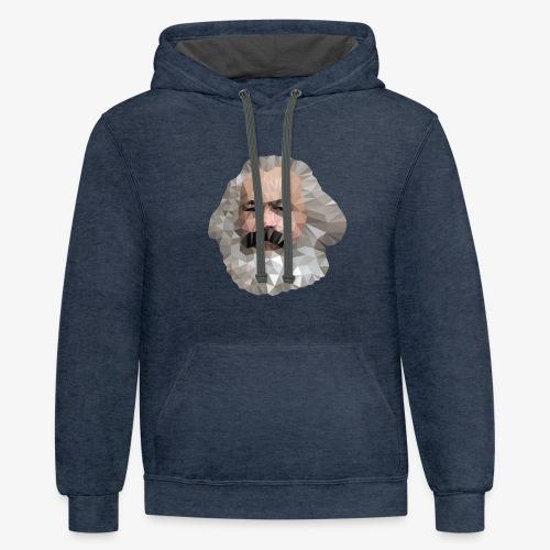 Marx - Contrast Hoodie