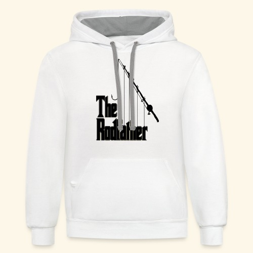 Rodfather - Unisex Contrast Hoodie